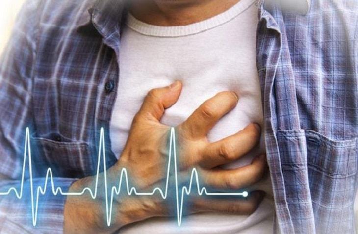 Chẩn đoán bệnh thông qua triệu chứng tức ngực khó thở