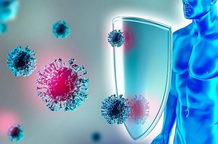 Người bị nhiễm khuẩn nên sử dụng kháng sinh để điều trị