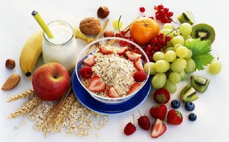 Bệnh nhân nên có chế độ ăn uống phù hợp