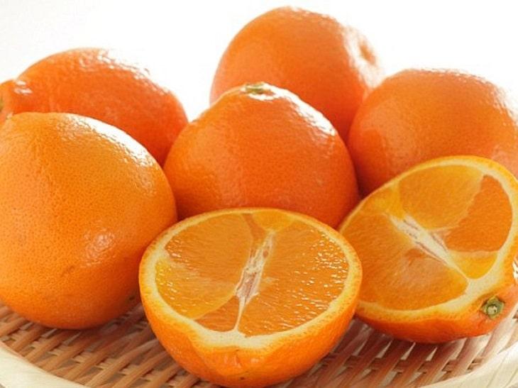 Cam là loại quả đặc biệt tốt cho sức khỏe con người