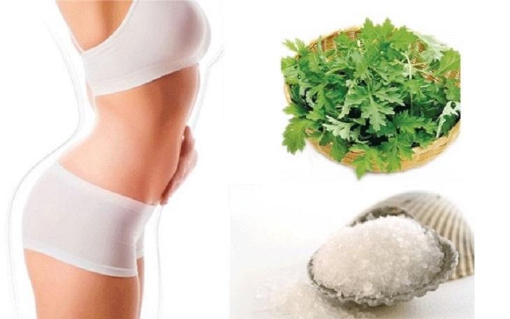Ít ai biết rằng nước ngải cứu tươi có tác dụng giảm mỡ bụng hiệu quả