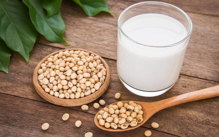 Mọi đối tượng đều có thể dùng sữa đậu nành