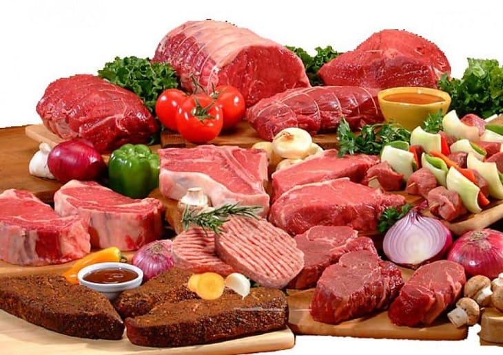 Các loại thịt đỏ không tốt với người bị viêm da dị ứng