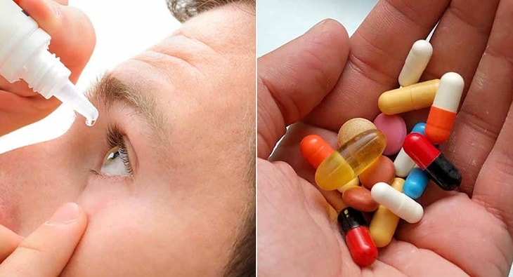 Điều trị nội khoa được chỉ định với liều lượng phù hợp