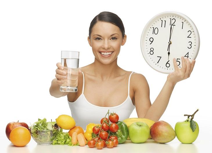 Tuân thủ thói quen ăn uống và sinh hoạt khoa học là cách phòng ngừa bệnh tốt nhất