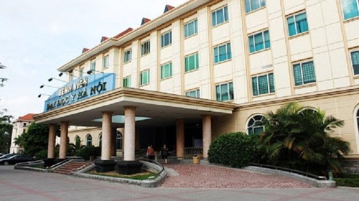 Bệnh viện Đại học Y Hà Nội có quy trình thăm khám và điều trị đã được chuẩn hóa