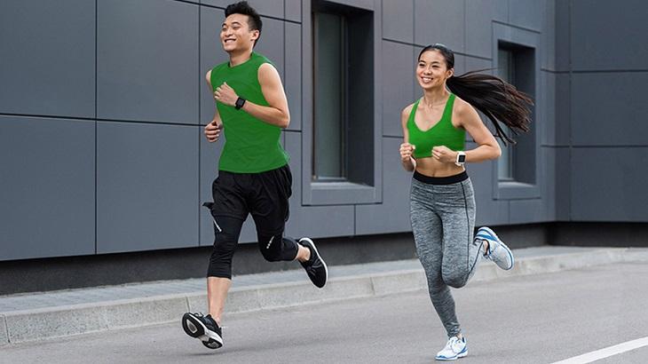 Việc vận động thể dục mỗi ngày sẽ giúp hệ tiêu hóa của bạn khỏe mạnh hơn