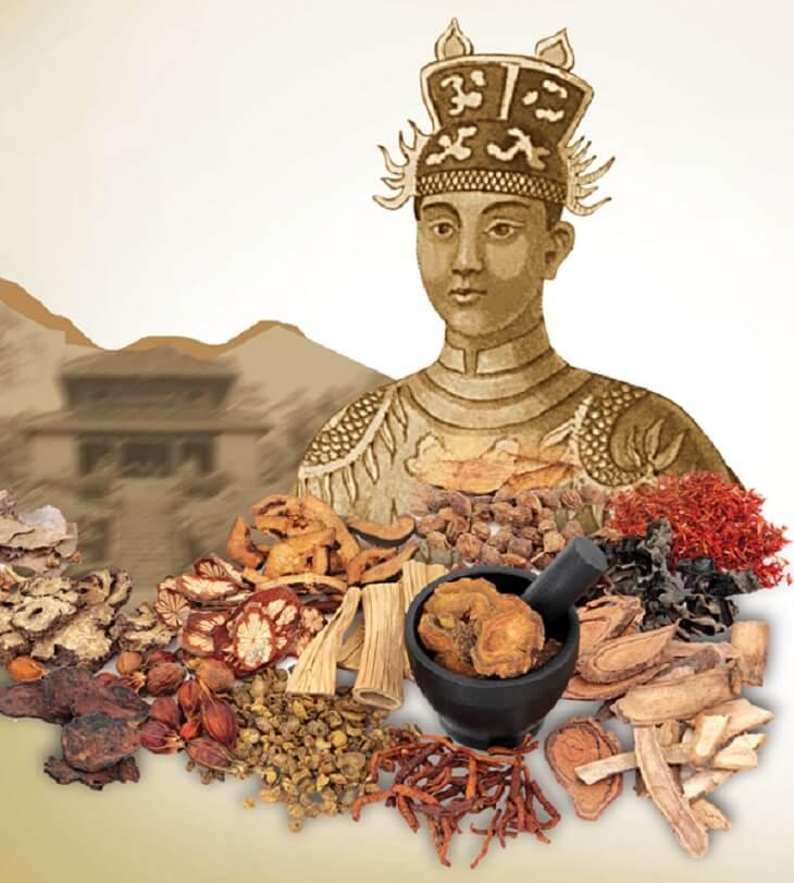 Vua Gia Long và những giai thoại về bài thuốc cổ phương chữa mất ngủ