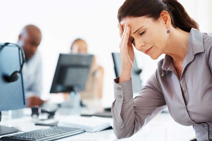 Trầm cảm, stress sẽ xuất hiện khi mất ngủ trong thời gian dài