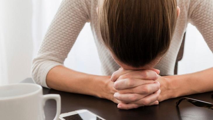 Người bệnh luôn trong tình trạng lo lắng, bồn chồn