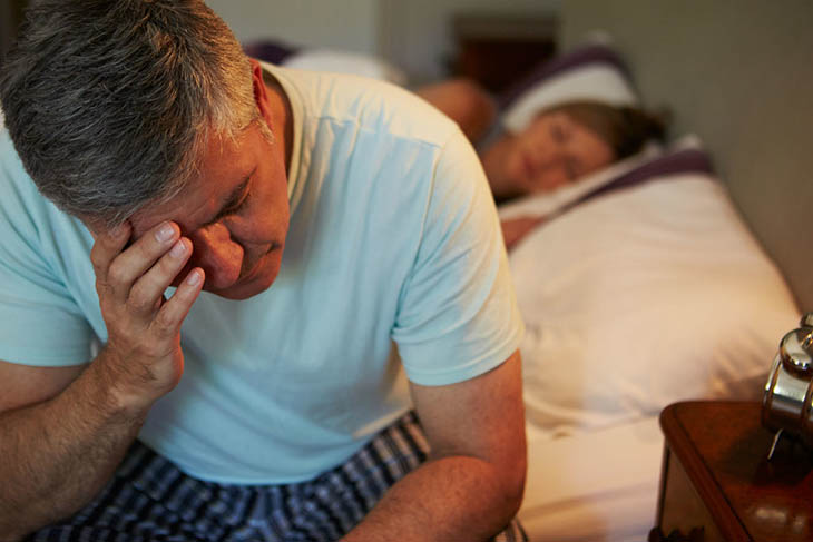Người cao tuổi là đối tượng dễ bị mất ngủ mãn tính