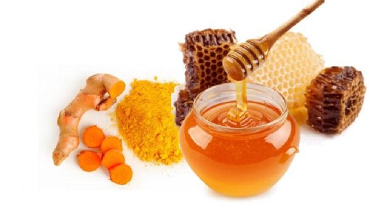 Mật ong mang tác dụng kháng viêm, sát khuẩn vô cùng tốt