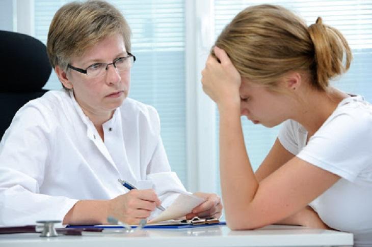 Chỉ có bác sĩ tâm lý mới có đủ khả năng đưa ra chẩn đoán về chứng bệnh