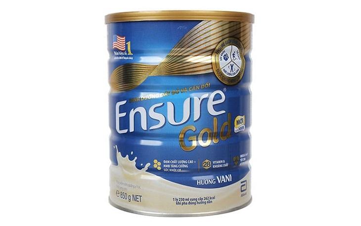 Ensure Gold - Sữa dành cho người thoái hóa cột sống
