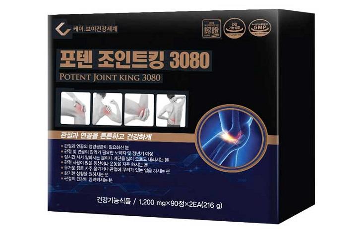 Người bệnh có thể sử dụng thuốc Potent Joint King 3080