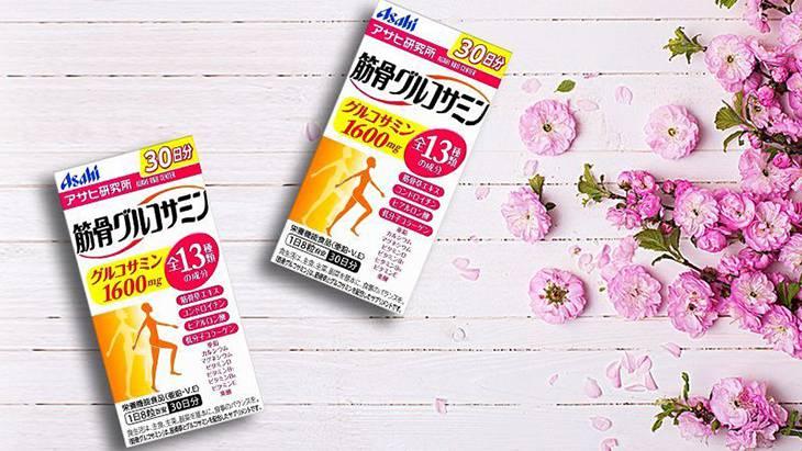 Asahi giảm đau xương khớp hiệu quả