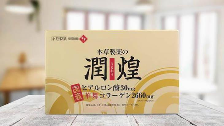 Hanamai Collagen Gold cải thiện hiệu quả chứng đau xương khớp