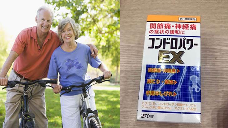 Kondoropawa Ex đem lại hiệu quả điều trị đau đầu gối tích cực