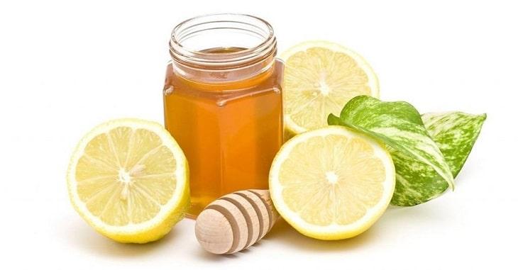 Tác dụng chữa bệnh mất ngủ của mật ong sẽ được nhân đôi khi kết hợp với chanh, lá bạc hà