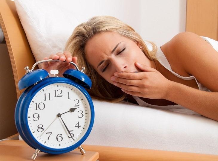 Bệnh lý mất ngủ rất hay gặp trong xã hội ngày nay