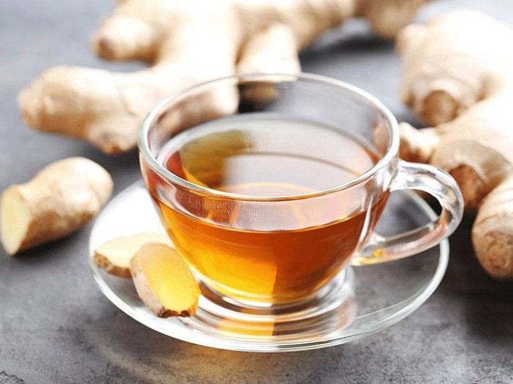 Bài thuốc dân gian trị mất ngủ từ trà gừng đảm bảo hiệu quả cao