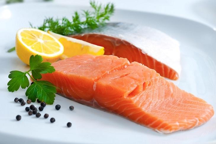 Cá béo có chứa nhiều dưỡng chất tốt cho da