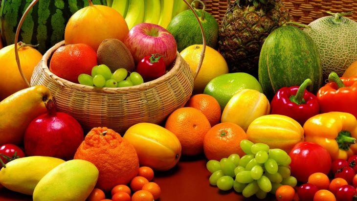 Người bệnh á sừng nên ăn nhiều hoa quả để cải thiện bệnh nhanh chóng
