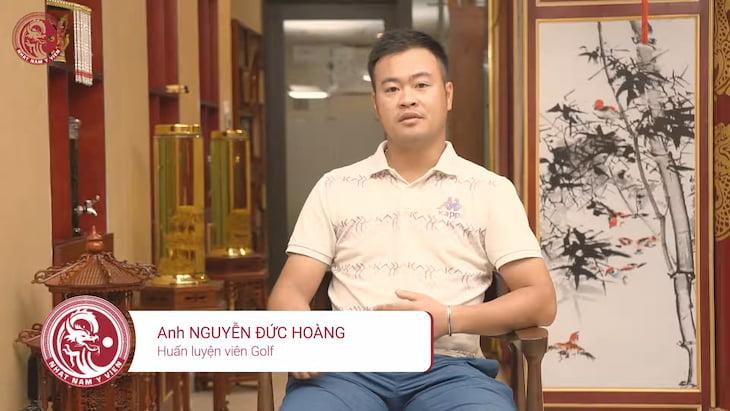 Anh Nguyễn Đức Hoàng - Bệnh nhân cũ tại Nhất Nam y viện