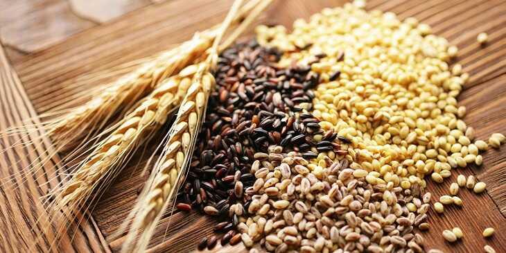 Ngũ cốc nguyên cám rất tốt với người bị bệnh da liễu