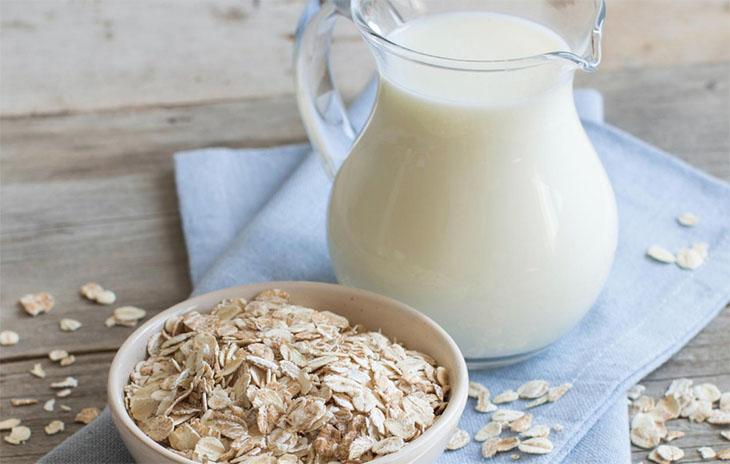 Sữa yến mạch tốt cho tiêu hóa và dạ dày