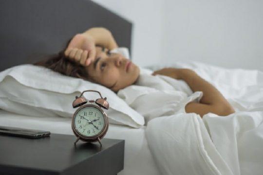 Cách trị mất ngủ đơn giản