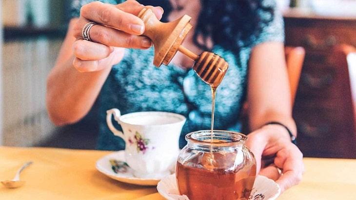 Mật ong và các loại trà kết hợp đều tốt nếu bạn sử dụng một cách khoa học, hợp lý