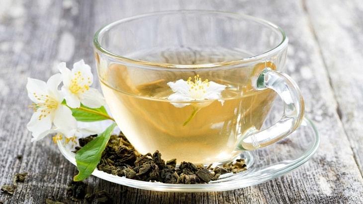 Hương thơm của hoa nhài còn giúp cơ thể thư giãn, giảm căng thẳng