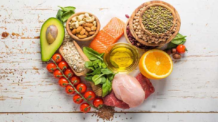 Một chế độ dinh dưỡng lành mạnh rất tốt cho bệnh viêm dạ dày