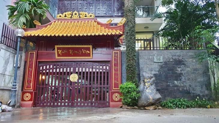 Nhất Nam Y viện chính là nơi phục dựng thái Y viện thời triều Nguyễn