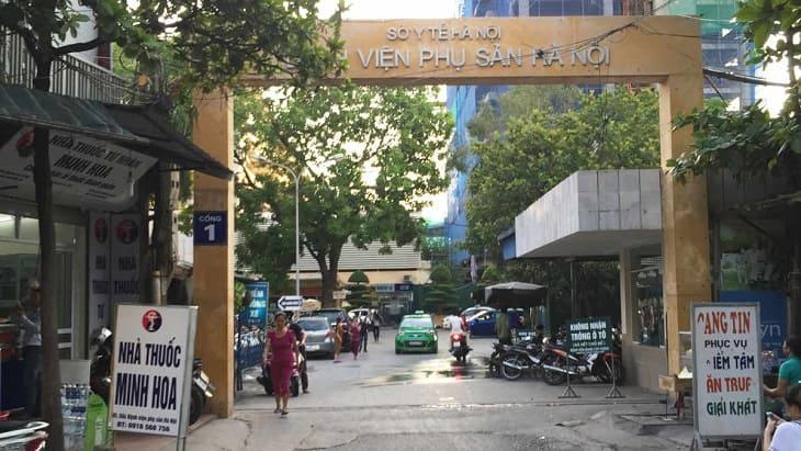 Bệnh viện Phụ sản Hà Nội - Địa chỉ uy tín tại Hà Nội