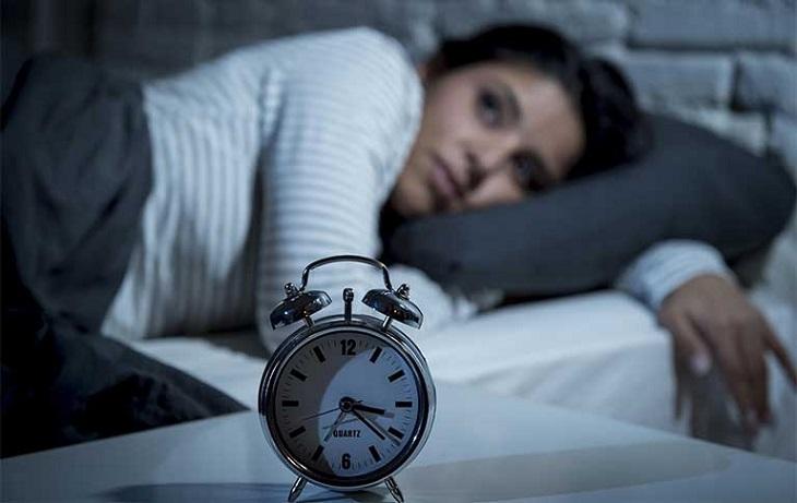 Mất ngủ tiền mãn kinh khiến nữ giới mệt mỏi