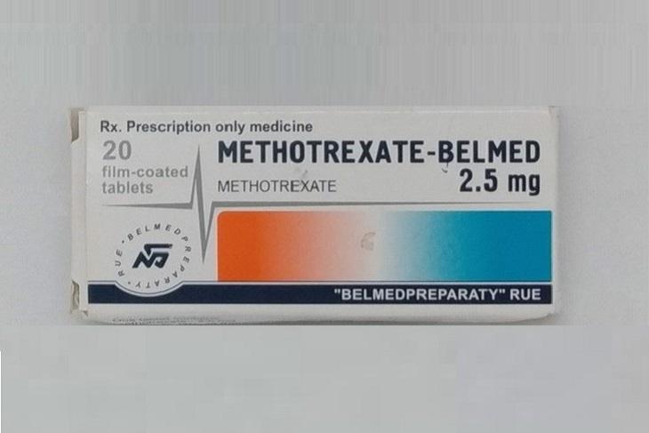Thuốc điều trị chuyên biệt Methotrexate