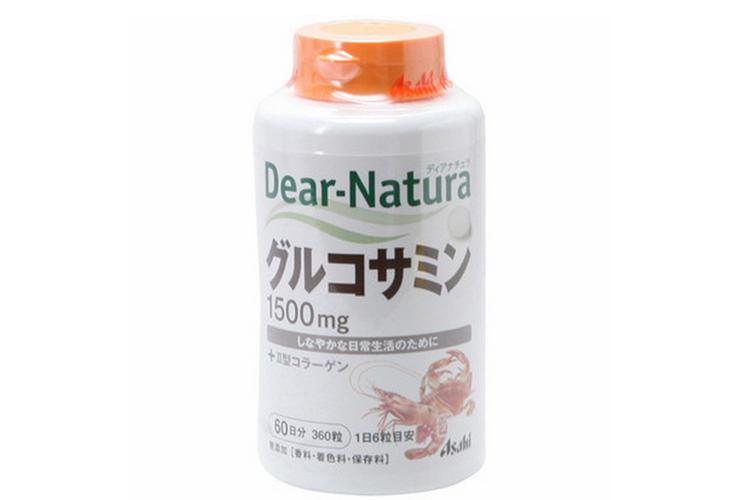 Sản phẩm trị đau khớp gối Dear - Natura Nhật Bản