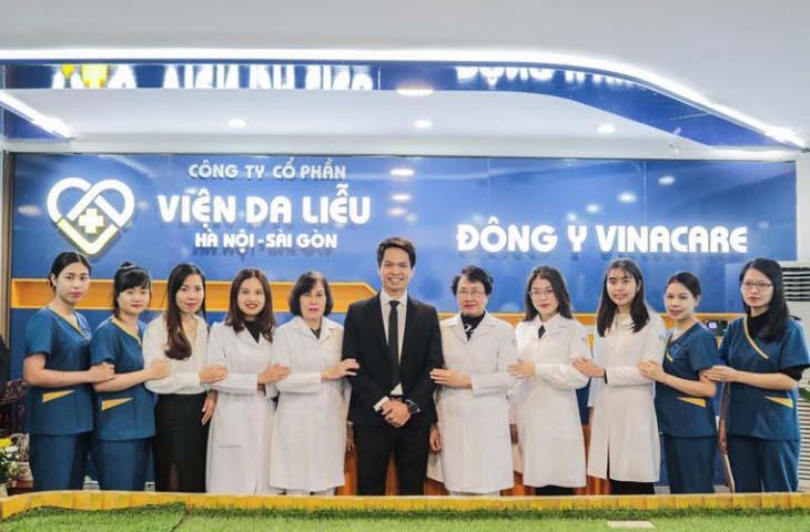 Trung tâm Da liễu Đông y Việt Nam - Đơn vị uy tín trong lĩnh vực Y học cổ truyền