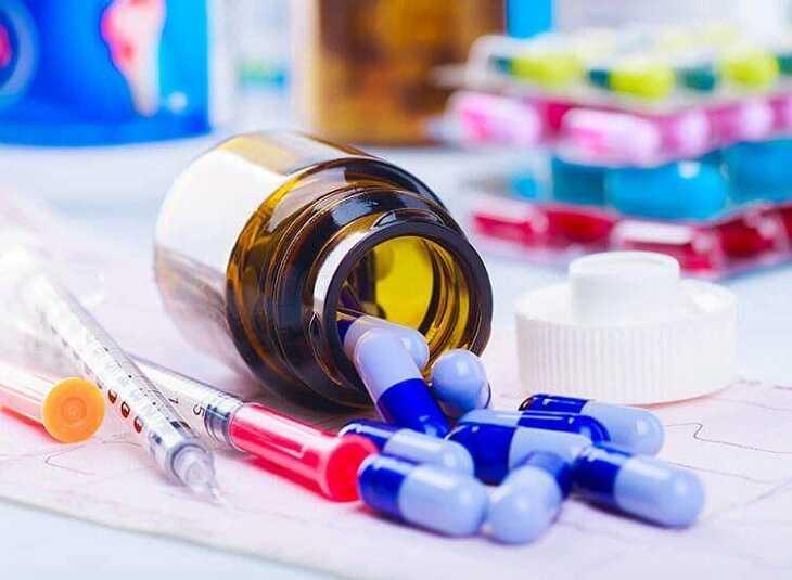 Điều trị bệnh da liễu bằng thuốc tân dược dạng uống