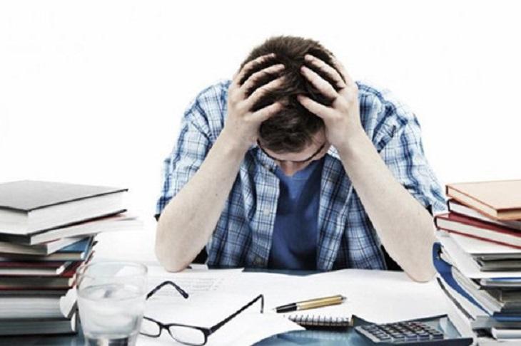 Căng thẳng kéo dài có thể làm tăng nguy cơ mắc bệnh vảy nến