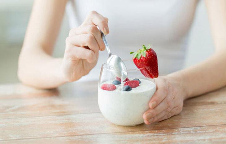 Ăn sữa chua đúng cách giúp cơ thể khỏe mạnh hơn