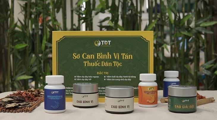 Sơ can bình vị tán là bài thuốc tinh hoa của nhiều công trình y học nổi tiếng