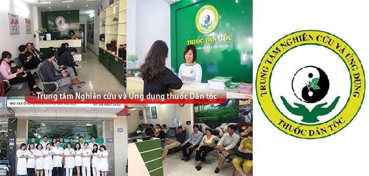 Trung tâm nghiên cứu và ứng dụng thuốc dân tộc là địa chỉ khám bệnh dạ dày top đầu cả nước