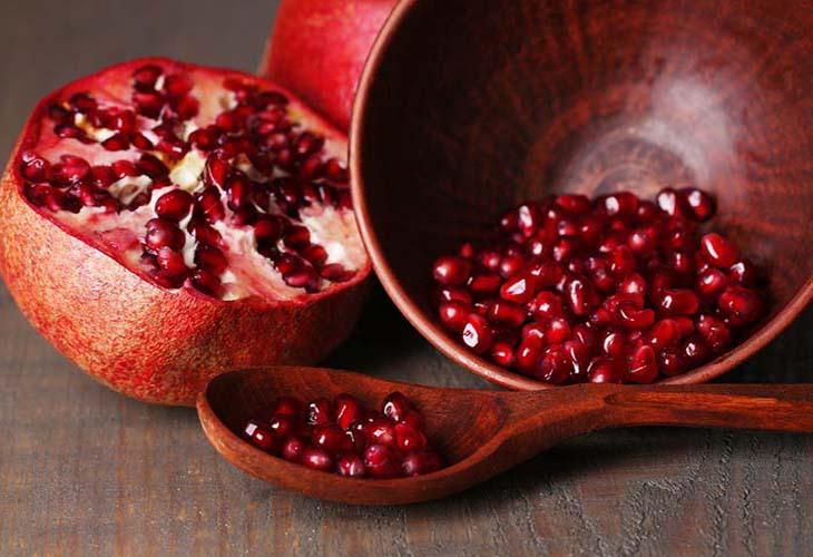 Ăn quả lựu có tác dụng giảm đau viêm