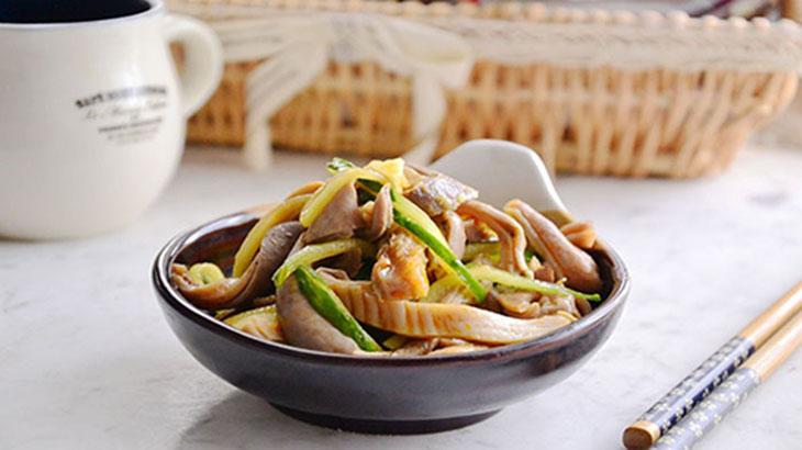 Món dạ dày không chỉ dễ ăn mà còn tốt cho người đau dạ dày