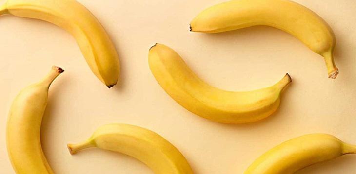 Trong quả chuối có hàm lượng dinh dưỡng cao
