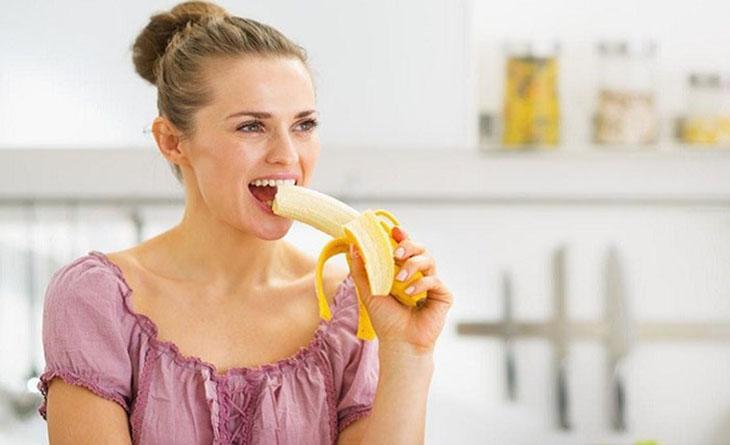 Ăn chuối đúng cách để không gây phản tác dụng