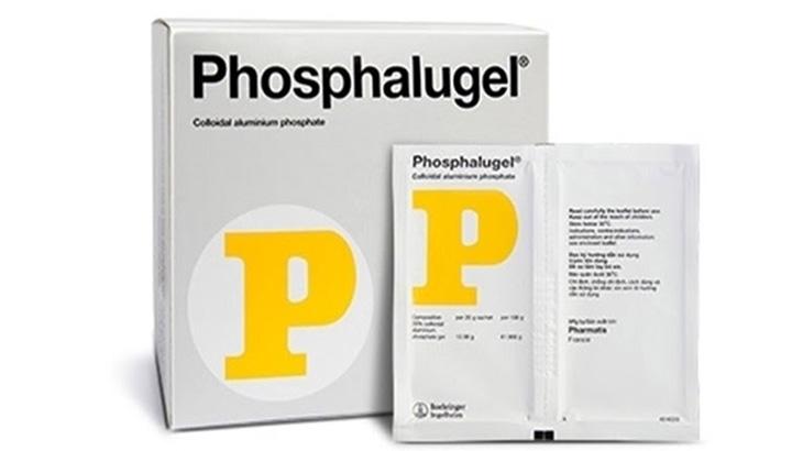 Thuốc dạ dày chữ P thuộc nhóm thuốc kháng acid